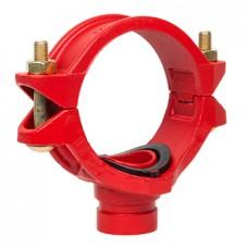 Отвод муфтовый DN50-DN100 (грувлок) Rapidrop